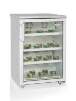 Бирюса - 154 EKSN низкотемпературный шкаф-витрина
