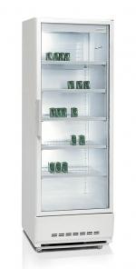 Бирюса - 460   среднетемпературный шкаф-витрина