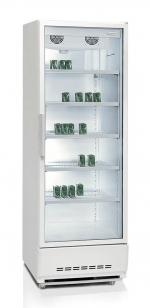 Бирюса - 460 SNQ Среднетемпературный шкаф - витрина с динамической системой охлаждения